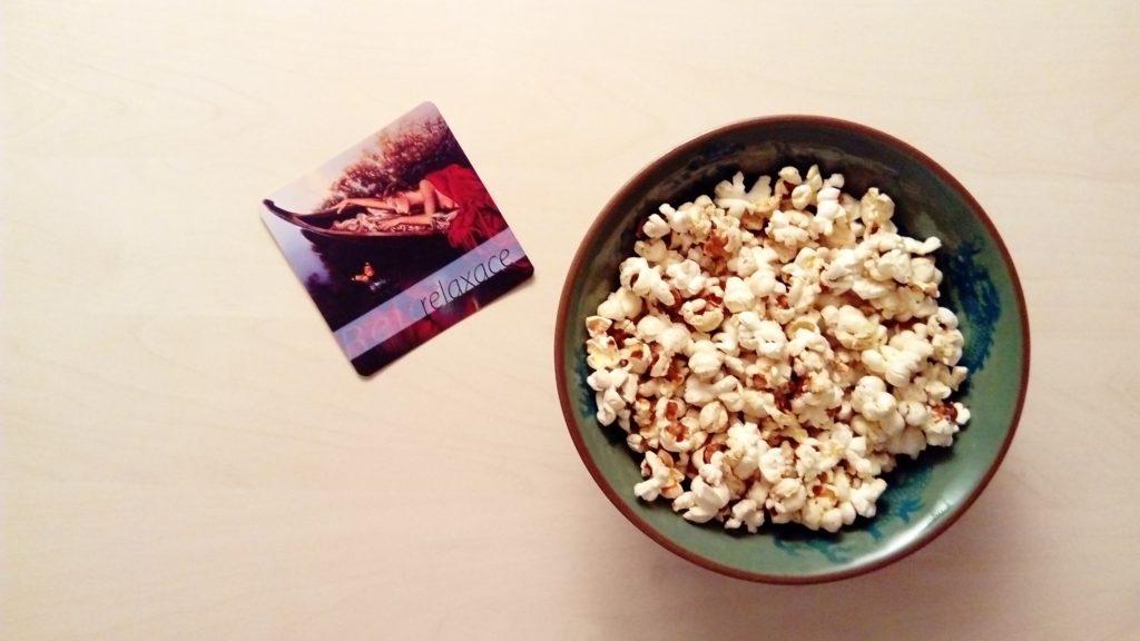 Jak si nejlépe udělat domácí popcorn? #tajemstvizelenemisky